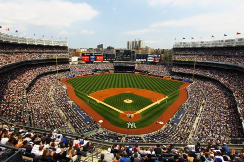 Yankee Stadium Parking Running Out of Cash for Bond Investors