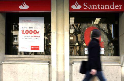 Santander and BBVA Among 11 Spanish Banks Downgraded By S&P