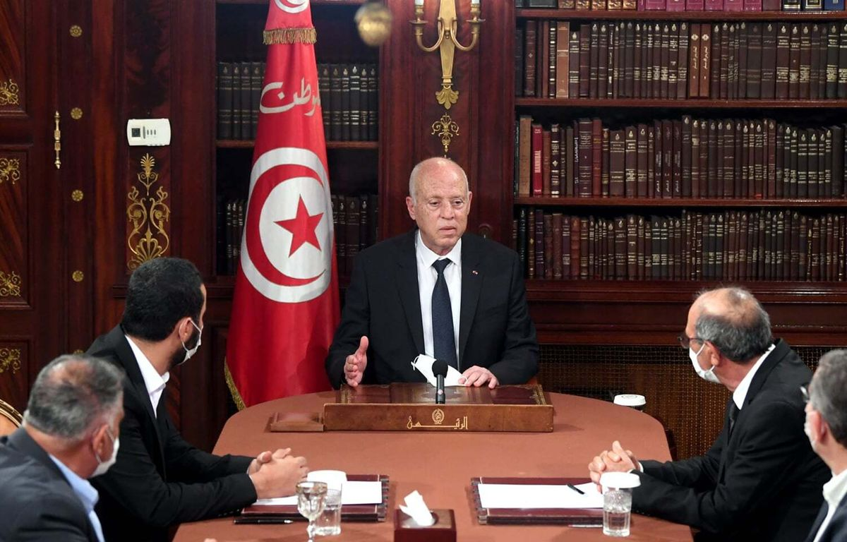 Tunisia Leader Vows to Respect Democracy Amid Power Grab Claim