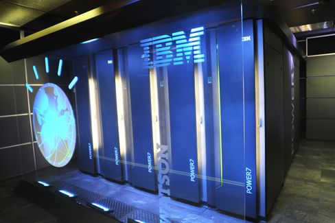IBM Wants to Put a Watson in Your Pocket