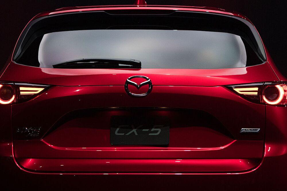 Mazda Makes A Right Turn