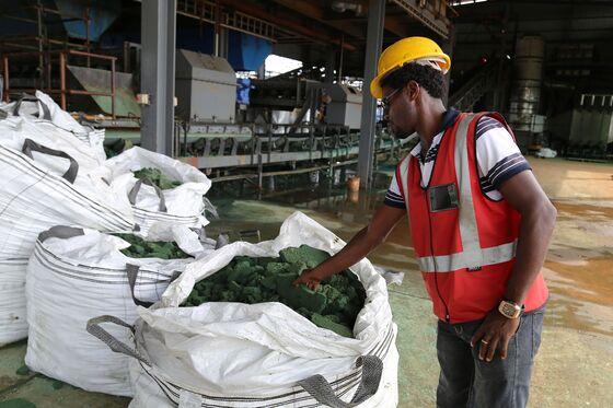 Saudi Arabia of Cobalt: Congo Eyes Battery-Metal Price Power