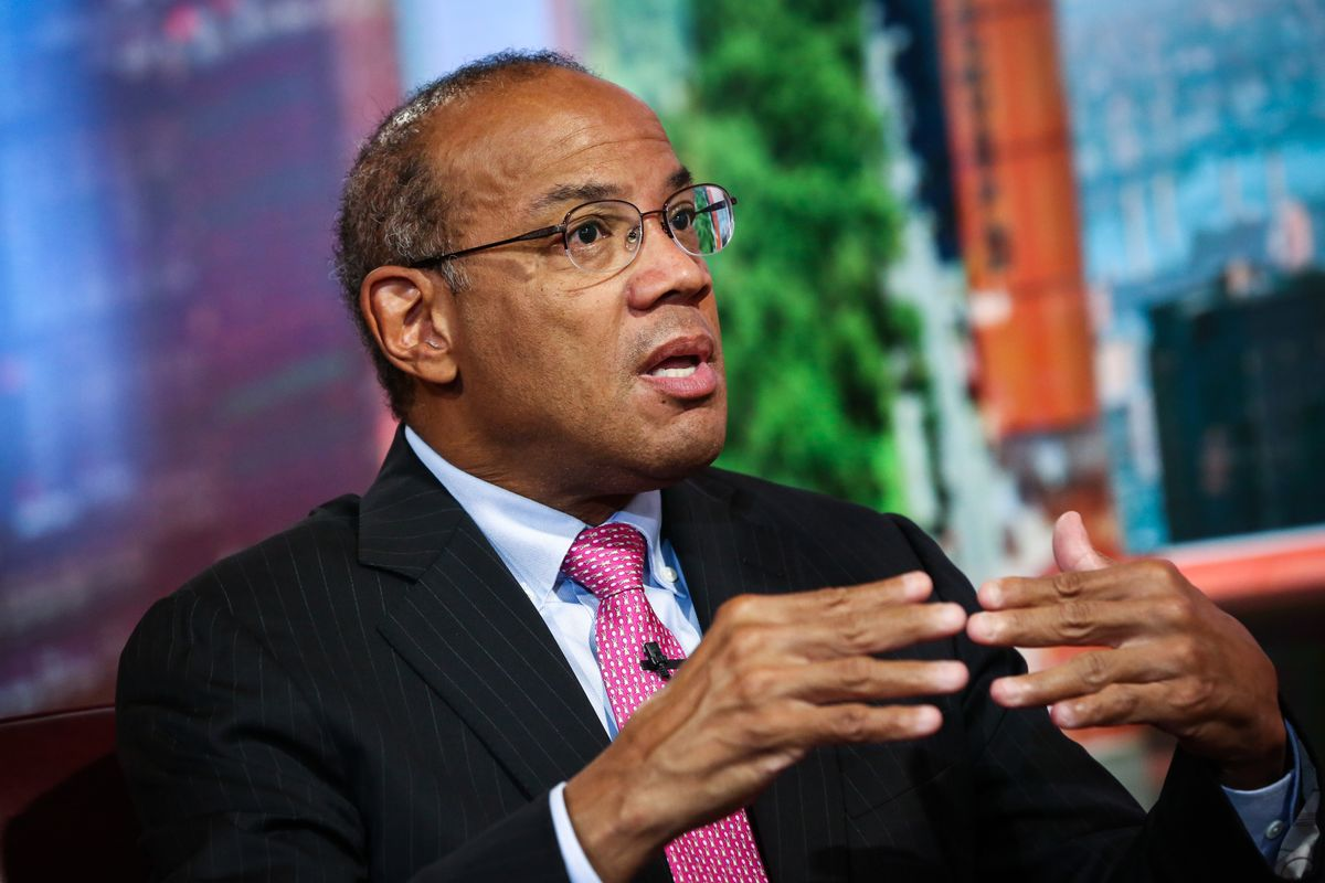 'Black People Are Locked Out': $10 Billion Fund Manager On Race Inequality