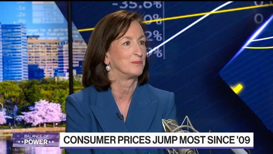 BNY Mellon's Keating Back on the Road Sees Inflation First Hand
