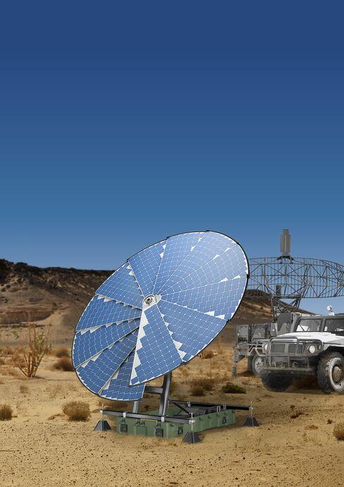 Smartflower Energy Technology's Solar Flower