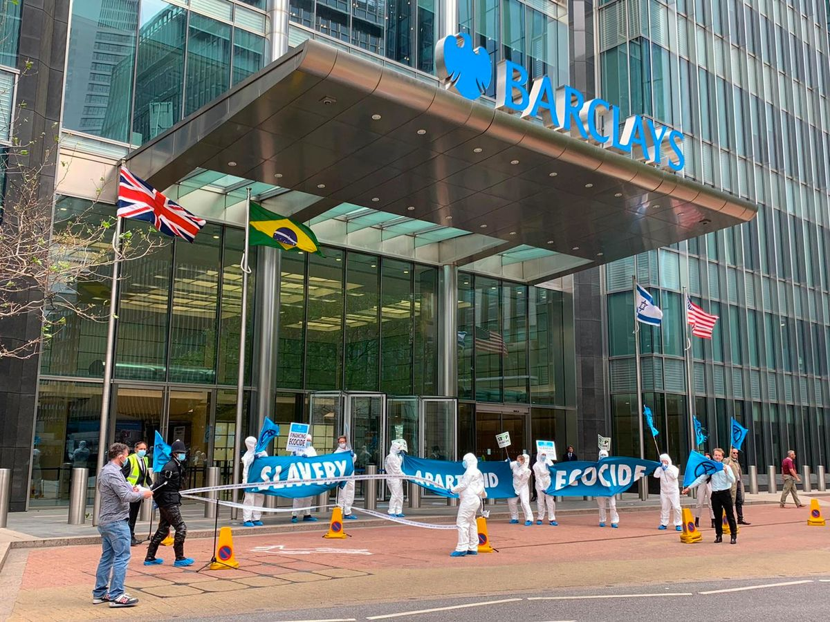 Barclays CEO Urged to Confront Slavery and Act on Climate