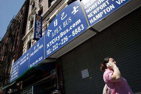 Chinatown Bus Companies Shut Down