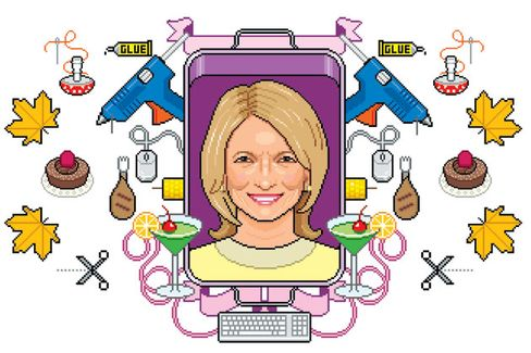 Martha Stewart's Big Move From TV Star to Web Stalwart