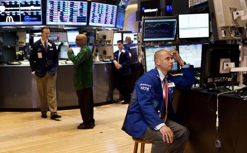 Stocks, Commodities, Euro Retreat