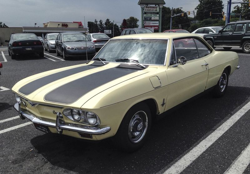 Why You Should Buy a 1960s Chevy Corvair Right Now  Bloomberg