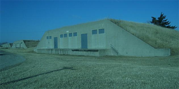 Prairie Bunkers