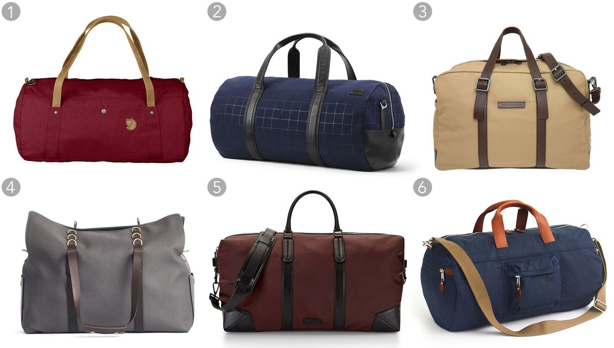 8ebca31749 relates to 27 Weekender Bags for Every Guy