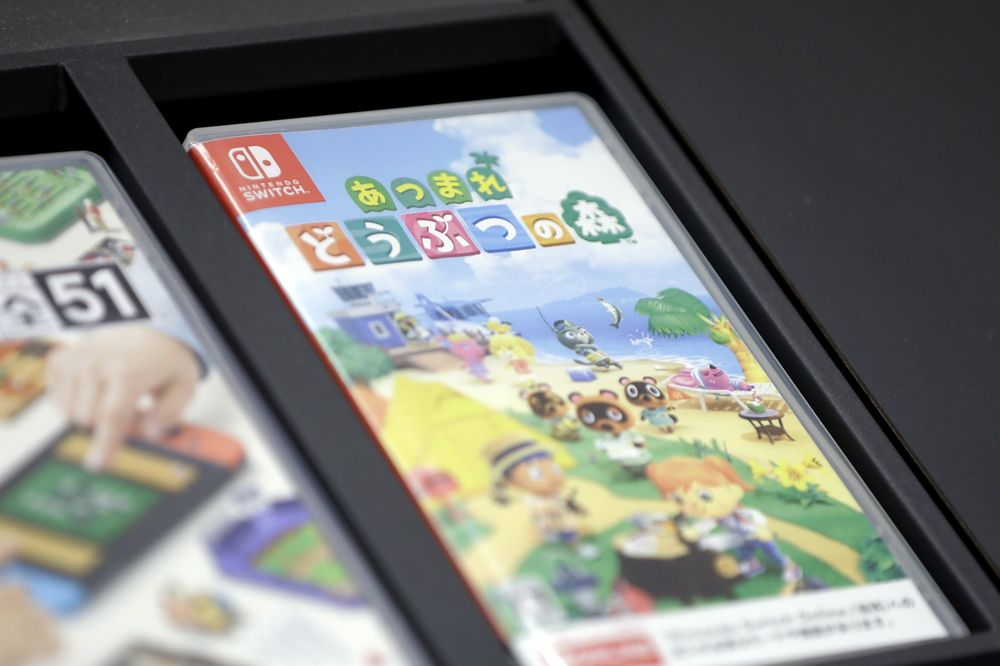 Nintendo Profit Soars Five Fold As Animal Crossing Keeps Allure