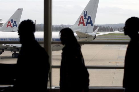 American, US Airways Coach Fliers Fare Worst