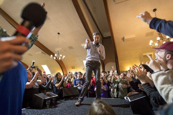 Beto O'Rourke Proposes $5 Trillion Plan to Reach Net-Zero Emissions