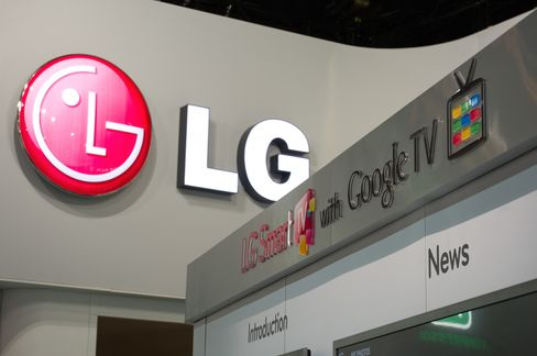Google, LG Said to Be Collaborating on New TV Service