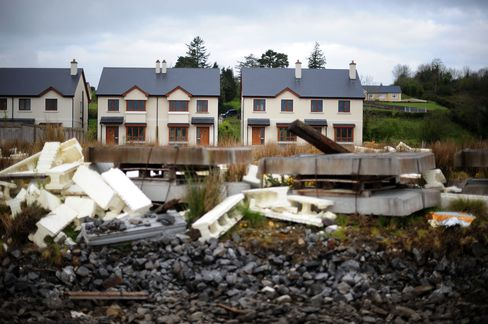 Madness in Spain Lingers as Ireland Chases Recovery: Mortgages