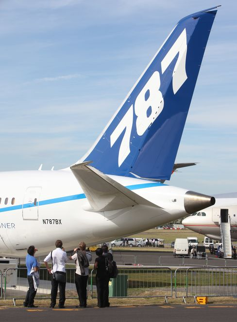 Boeing Dreamliner Faces Seventh Delay