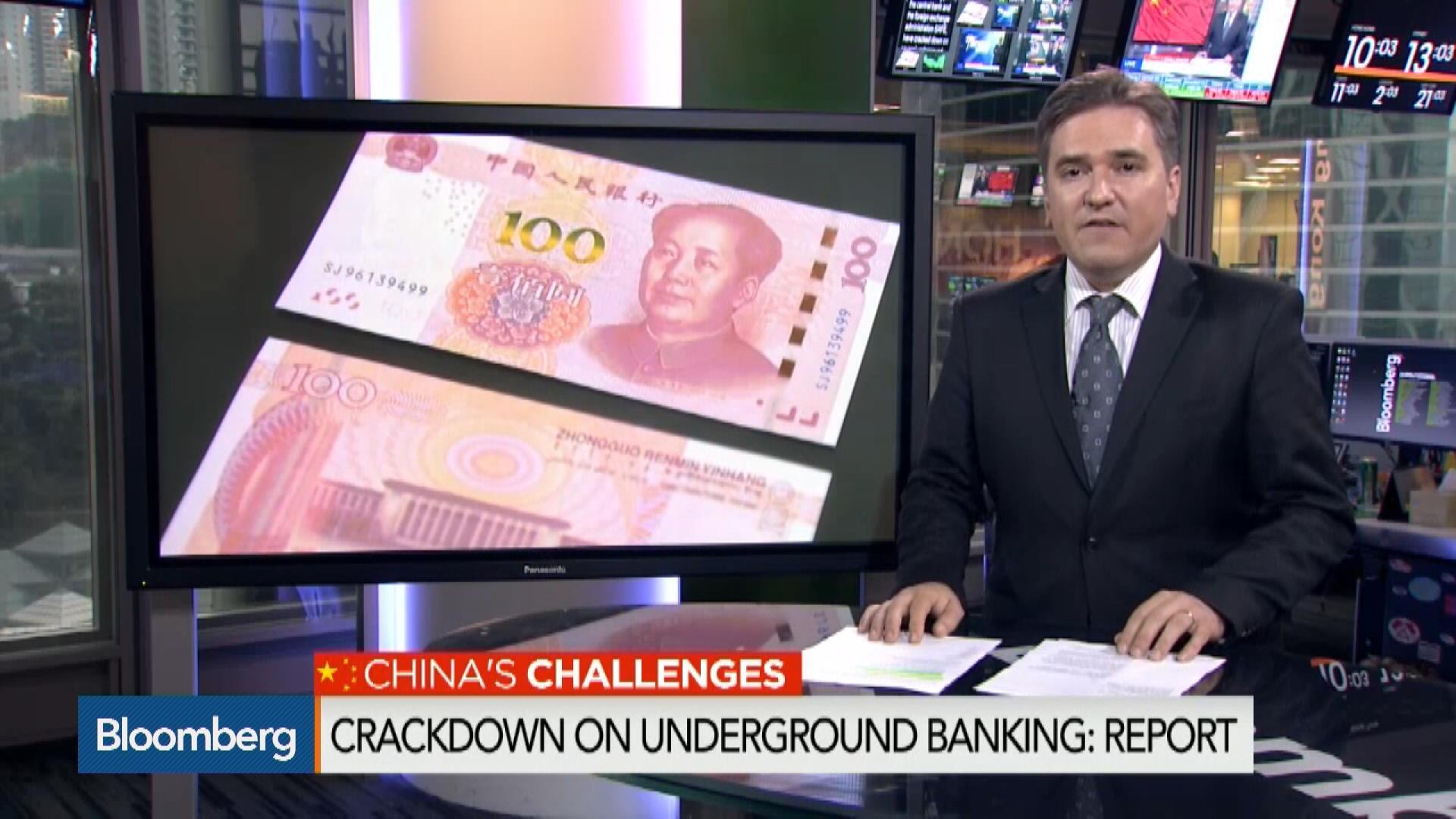 Underground Banking