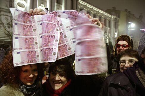 Lithuania Adopts Euro