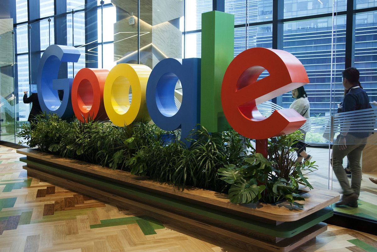 Google Outspends Tech Rivals on Washington Lobbying in 2017
