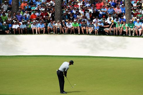 The Masters: A Sponsorship Tradition Unlike Any Other