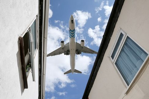 Is Airport Noise Making You Sick?