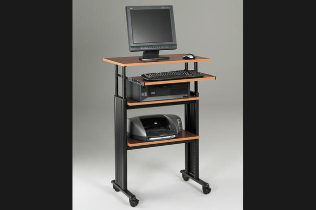 Safco Muv Stand-Up Workstation