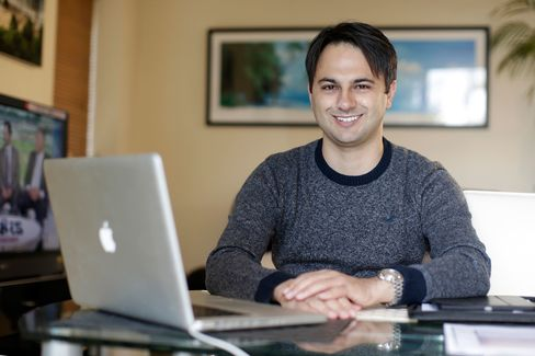 Matt Singh isa former trader who set himself up as a political blogger