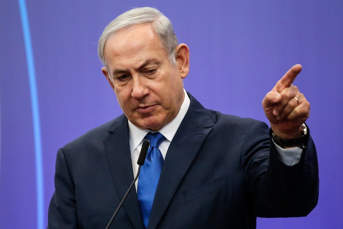 Netanyahu Tries to Leave Graft Charges Behind on Visit to Trump thumbnail