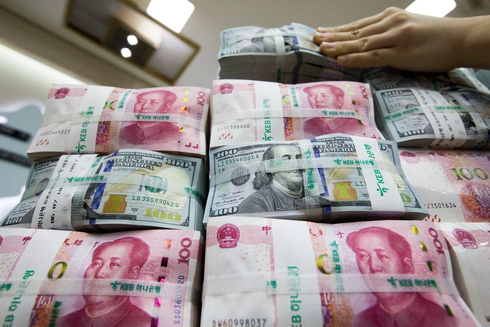 Yuan Sees Best Week Since July 2005
