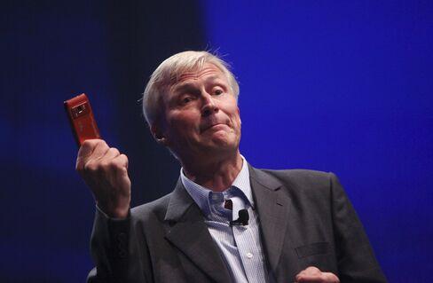 Outgoing Head of Nokia Oyj's Smartphone Unit Anssi Vanjoki
