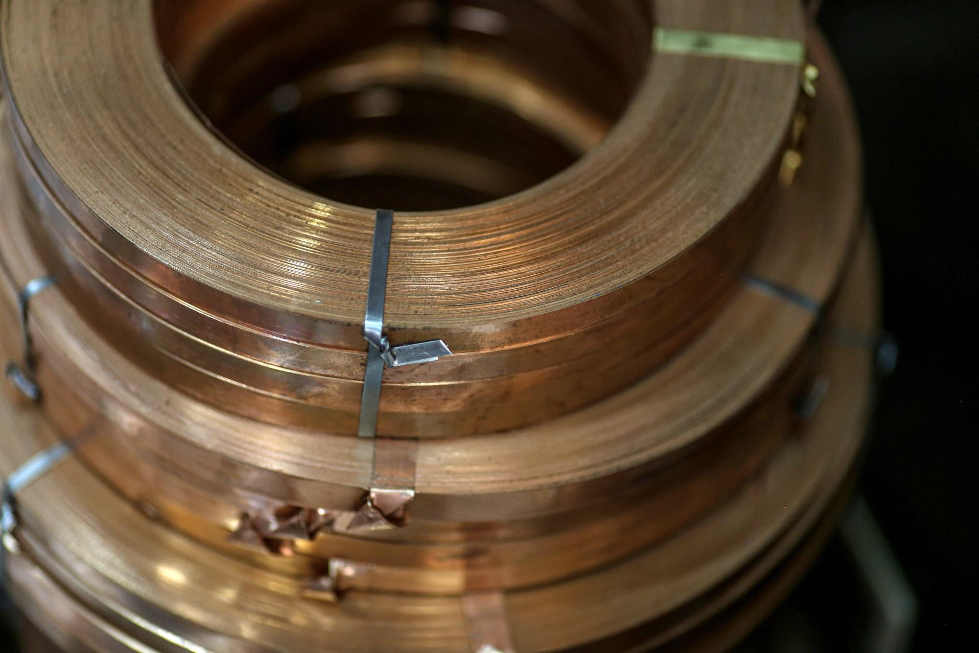 Copper Suppliers as Metal Reaches Nine-Year High
