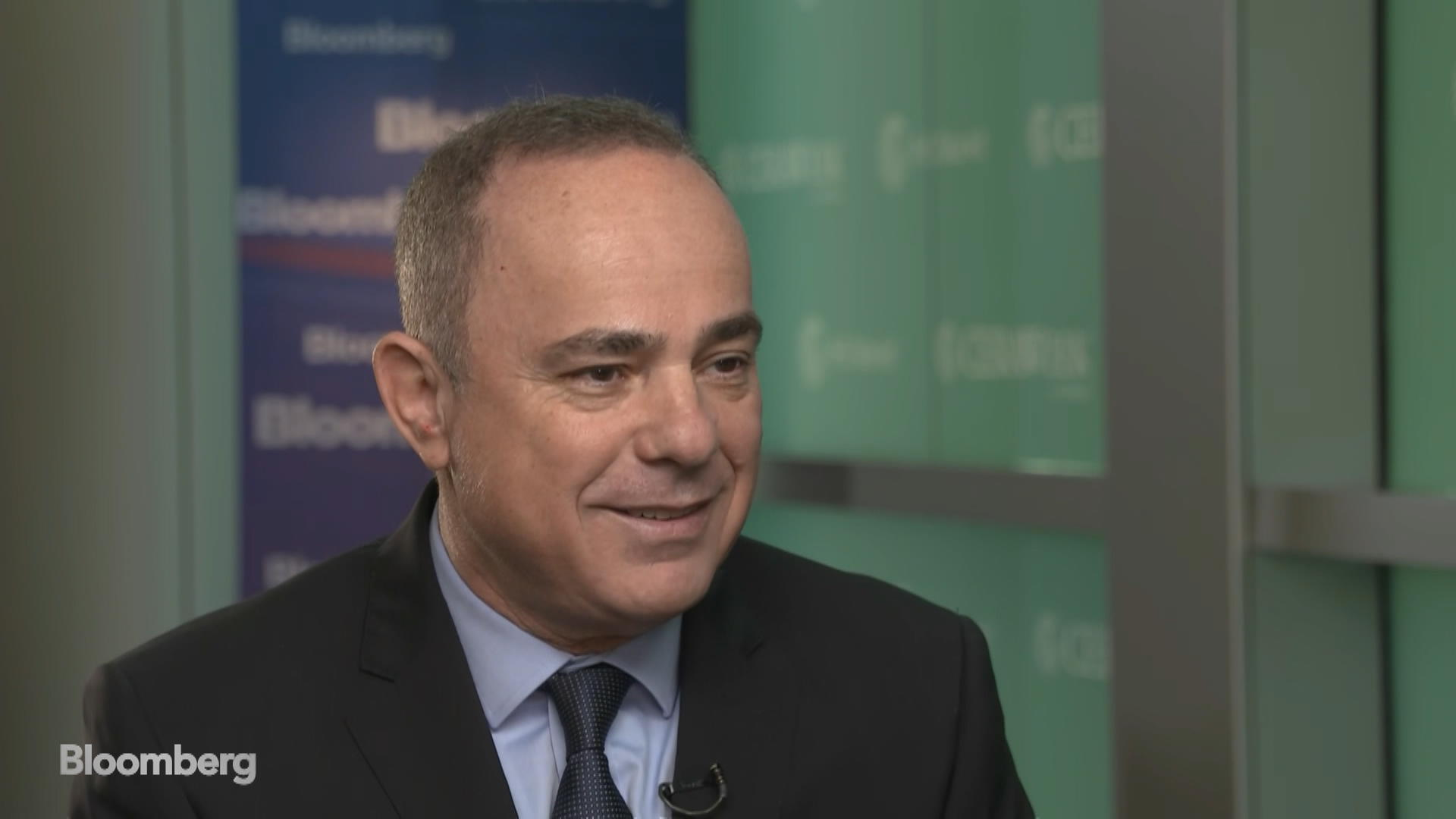 Israel Energy Minister Steinitz on Natural Gas Plans