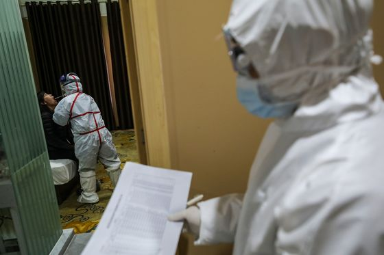 China Sacrifices a Province to Save the World From Coronavirus