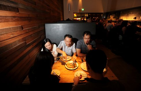 Restaurants Lift Prices to Catch Food-at-Home Inflation