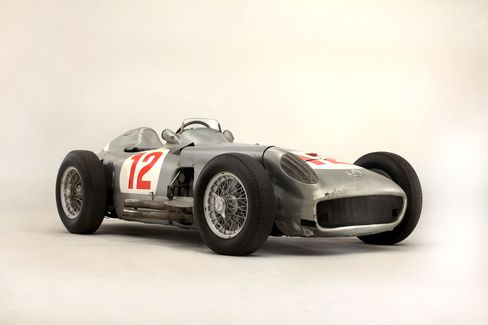 Mercedes-Benz W196 Formula 1