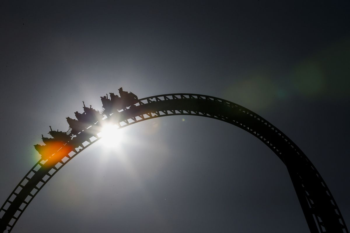 No End in Sight to Credit Market Roller Coaster