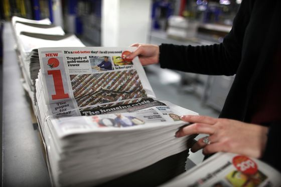 Johnston Press Set for Sale as Major Shareholder Balks
