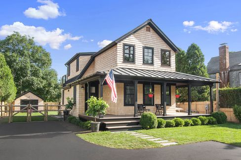 New York Ranger Sean Avery has listed his Southampton Village, N.Y., home for $2,399,000. 52 Prospect St. is also available as a $160,000 summer rental.