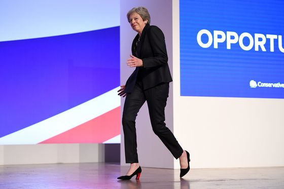 Dancing Theresa May Wins Herself Brief Relief From Brexit Splits