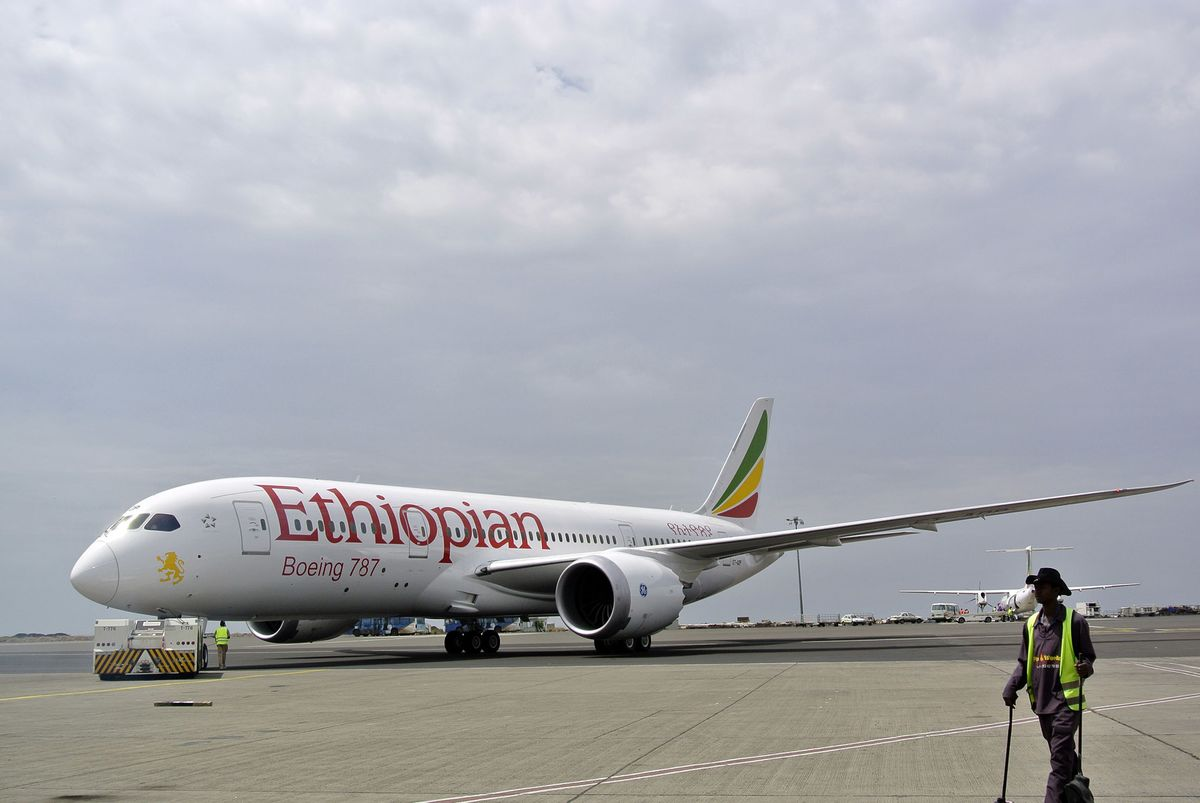 Ethiopian Air Seeks Africa Dominance With New Carriers, Jet Deal
