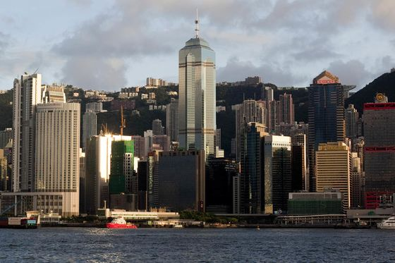 Hong Kong's Rich Get Richer Flipping Floors in Property Frenzy