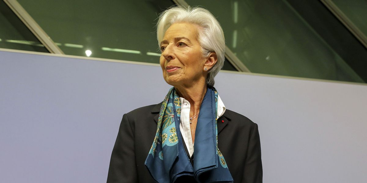 ECB's Lagarde Says She'll Listen to Citizens, Pleads for Unity