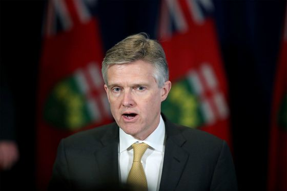 Ontario Finance Minister Resigns Over Caribbean Vacation Outrage
