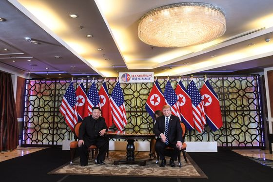 Trump Says 'Speed'sNot That Important'as Kim Summit Begins