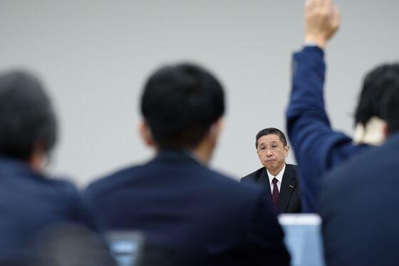 NissanCuts China Sales Outlook as Car Market Sputters