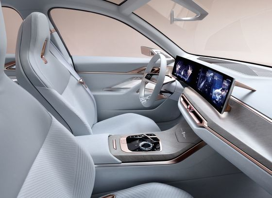 The 2022 BMW i4 Electric Sports Sedan Looks Good, Drives Great