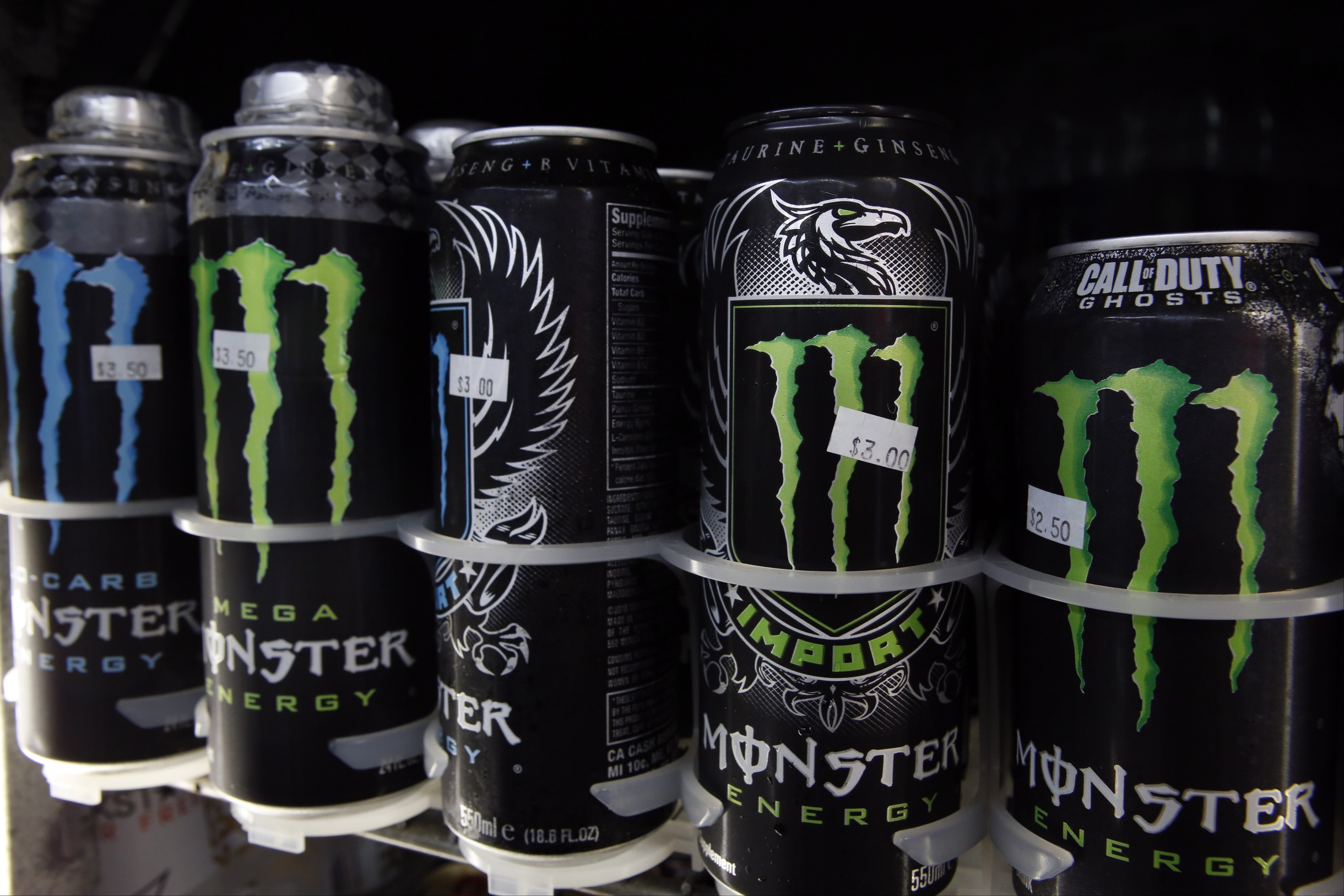 Monster Beverage (MNST) Stock Slows After 60,000% Rally - Bloomberg