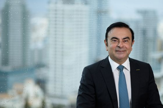 The Big Winner From Carlos Ghosn's Arrest? His Protege